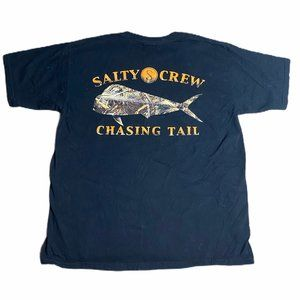 Salty Crew Chasing Tail Graphic Tee